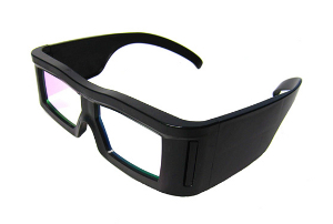 Infitec anaglyph glasses