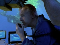 James Cameron Deepsea Challenge underwater 3D documentary
