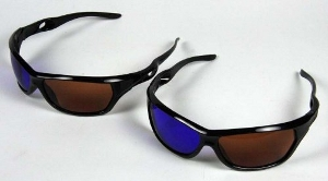 ColorCode yellow-blue anaglyph glasses