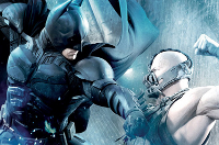 Batman and Bane fight preview