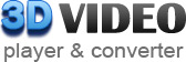Logo 3D Video player & converter