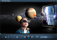 Screen 3D VideoPlayer - 3D off