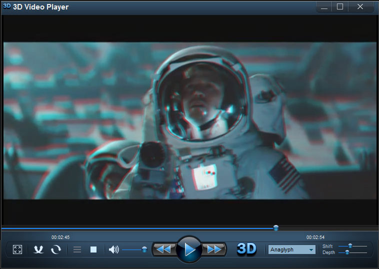 3d video player - фото 2