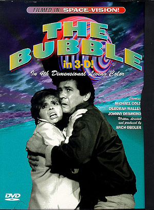 Poster for The Bubble 3D film